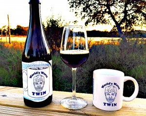 Introducing Evil Twin / Jester King World's Worst Twin