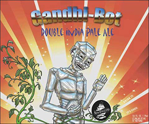 Gandhi-Bot - Double India Pale Ale